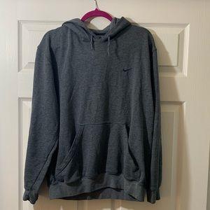 Nike | Gray | Hoodie | Sweatshirt